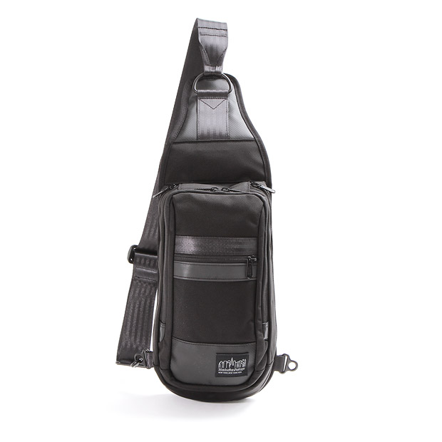 Manhattan Portage BLACK LABELマンハッタンポーテージブラックレーベル ボディバッグ NORTH FORK CROSS BODY BAG Manhattan Portage BLACK LABEL MP1921BL