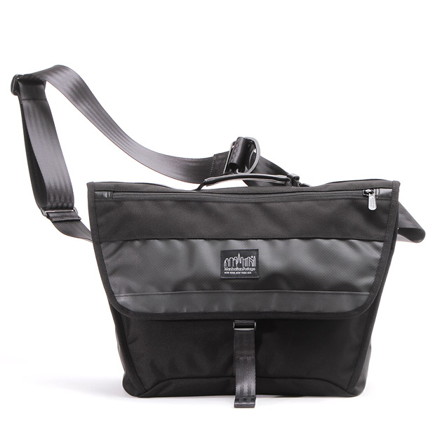 Manhattan Portage BLACK LABELマンハッタンポーテージブラックレーベル メッセンジャーバッグ BRYANT PARK MESSENGER BAG Manhattan Portage BLACK LABEL MP1673BL