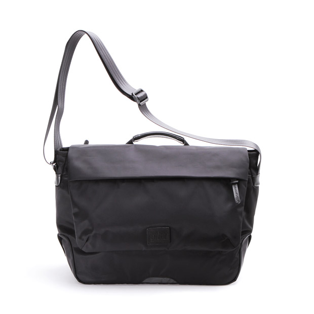 Manhattan Portage BLACK LABELマンハッタンポーテージブラックレーベル ショルダーバッグ SPRUCE STREET SHOULDER BAG Manhattan Portage BLACK LABEL MP1686TWLBL
