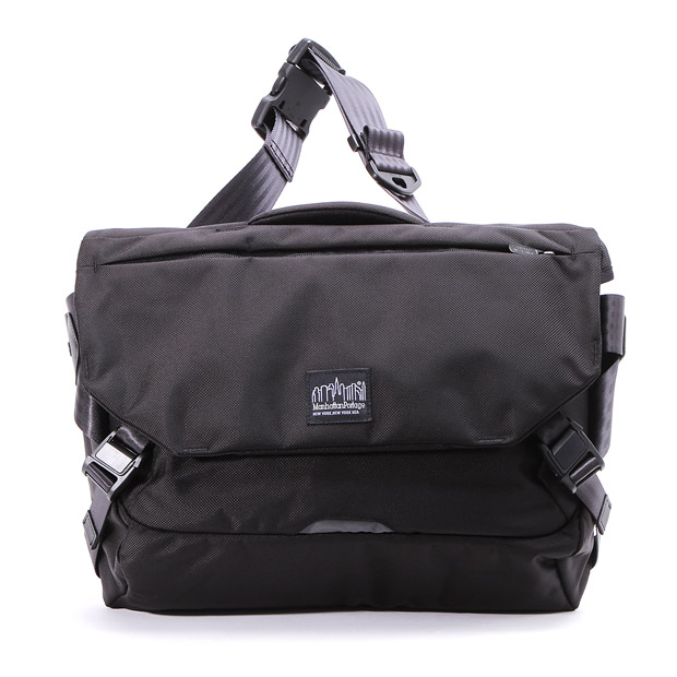 Manhattan Portage BLACK LABELマンハッタンポーテージブラックレーベル メッセンジャー ブリーフケース PKWY MESSENGER BRIEFCASE Manhattan Portage BLACK LABEL MP1683BL