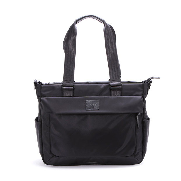 Manhattan Portage BLACK LABELマンハッタンポーテージブラックレーベル ツイル トートバッグ BELT PKWY TWILL TOTE BAG Manhattan Portage BLACK LABEL MP1344TWLBL