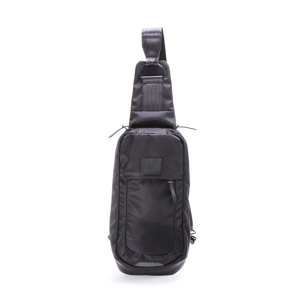Manhattan Portage BLACK LABELマンハッタンポーテージブラックレーベル ツイル ボディバッグ TWILL SLING CROSS BODY BAG Manhattan Portage BLACK LABEL MP1922TWLBL