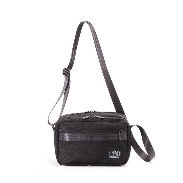 Manhattan Portage BLACK LABELマンハッタンポーテージブラックレーベル JACKSON SQUARE BAG Manhattan Portage BLACK LABEL MP4039BL