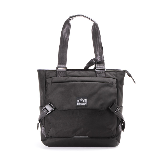 Manhattan Portage BLACK LABELマンハッタンポーテージブラックレーベル WOLFE'S TOTE Manhattan Portage BLACK LABEL MP1366BL
