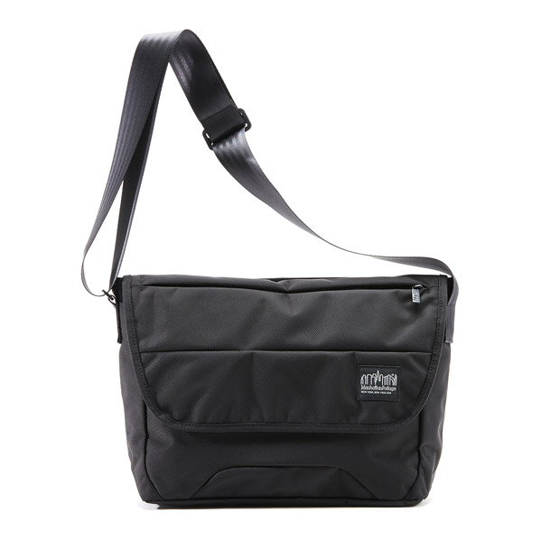 Manhattan Portage BLACK LABELマンハッタンポーテージブラックレーベル メッセンジャーバッグ THE MET MESSENGER BAG Manhattan Portage BLACK LABEL MP1481BL-BB