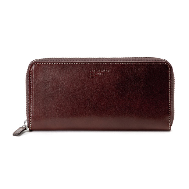 MARGARET HOWELL ideaマーガレット・ハウエル アイデア ラウンドファスナー長財布 Round Zip Wallet MARGARET HOWELL idea MHMW4BT2