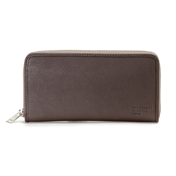 MARGARET HOWELL ideaマーガレット・ハウエル アイデア ラウンドファスナー長財布 Round Zip Long Wallet MARGARET HOWELL idea MHMW0AT2