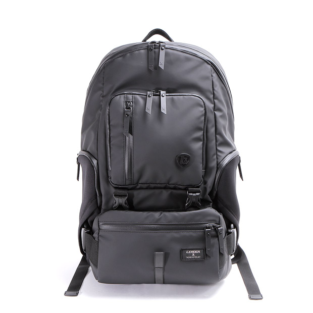 MAKAVELICマキャベリック ユニオン バックパック リュック FEARLESS UNION BACKPACK MAKAVELIC 3107-10126