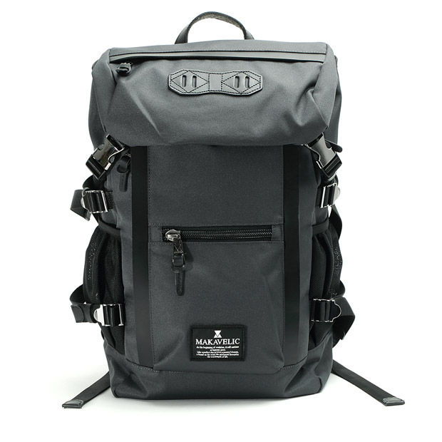 MAKAVELICマキャベリック ダブルライン バックパック リュック CHASE DOUBLE LINE BACKPACK MAKAVELIC 3106-10107