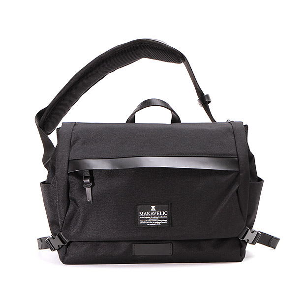 MAKAVELICマキャベリック サイクリスト メッセンジャーバッグ ショルダーバッグ CHASE CYCLIST MESSENGER BAG MAKAVELIC 3106-10502