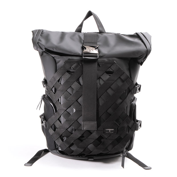 MAKAVELICマキャベリック ロールトップ バックパック II リュック FEARLESS ROLLTOP BACKPACK II MAKAVELIC 3108-10126