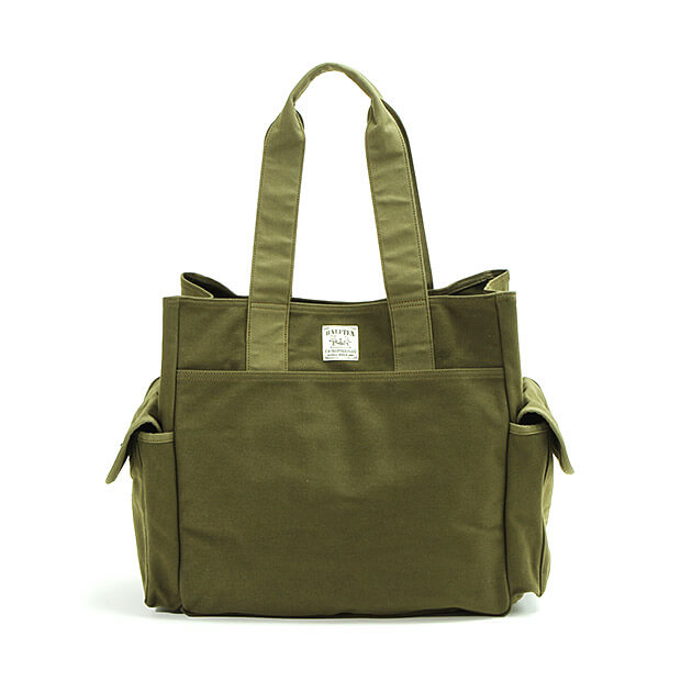 Nigel Cabournナイジェルケーボン ハーフテックス トートバッグ TOTE BAG HALFTEX Nigel Cabourn 80340061000
