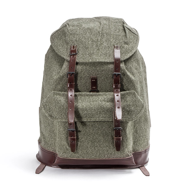 Nigel Cabournナイジェルケーボン スイスアーミー リュックサック バックパック SWISS ARMY RUCKSACK Nigel Cabourn 80390061002