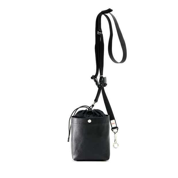 nuncヌンク ニアヒア ショルダーバッグ 2way Near Here Bag Water repellent leather nunc NN454010