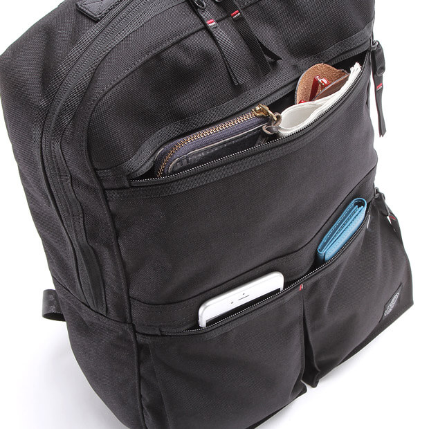 7c6177a22c8d ... ポータークラシック ニュートン ビジネス リュックサック muatsu バックパック newtonbag BUSINESS RUCKSACK  Porter Classic PC-. モデル使用動画 身長:約178cm