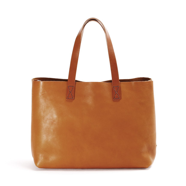 SLOWスロウ トートバッグ bono - zip tote bag- SLOW 49S39D