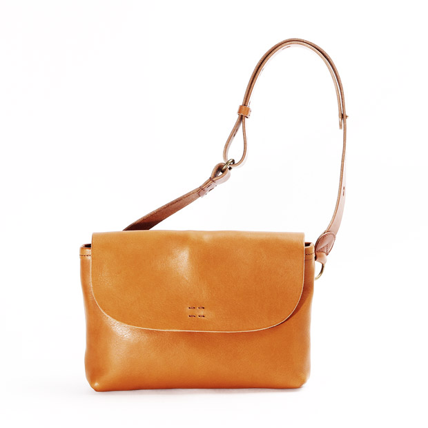 SLOWスロウ ショルダーバッグ bono -flap waist bag- SLOW 49S13B