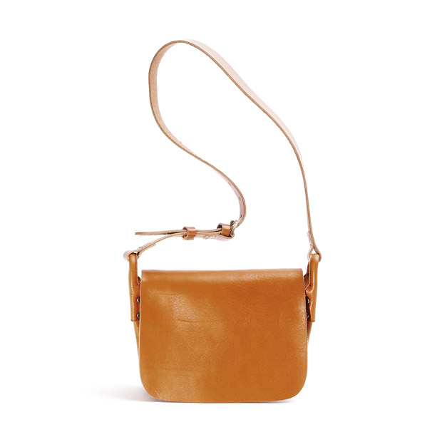 SLOWスロウ ショルダーバッグ bono -flap shoulder bag Ssize- SLOW 300S25C