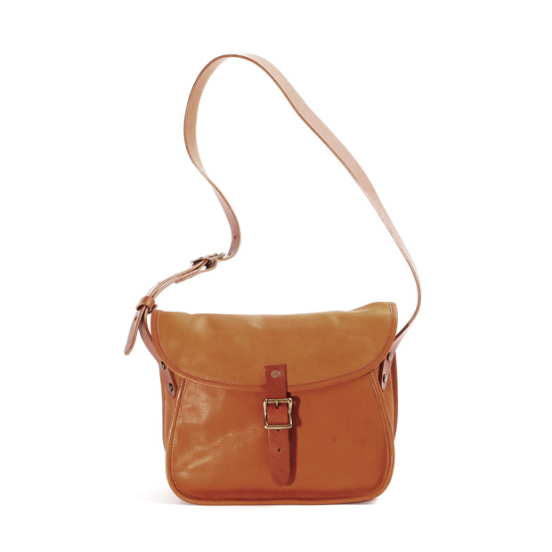 スロウ ショルダーバッグ rubono -cartridge shoulder bag Ssize- SLOW 306S22D