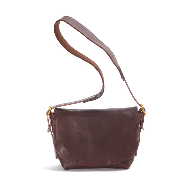 スロウ ショルダーバッグ rubono -flap shoulder bag Ssize SLOW 300S15B