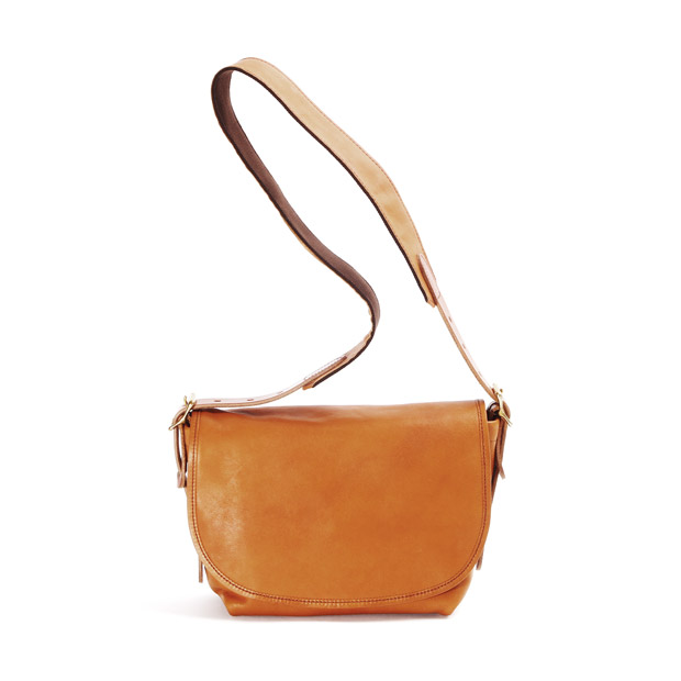 SLOWスロウ ショルダーバッグ rubono -flap shoulder bag Ssize SLOW 300S15B