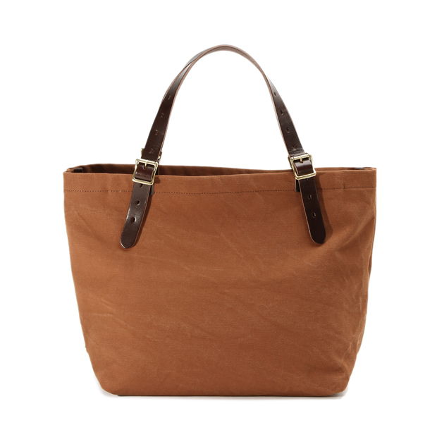 SLOWスロウ トートバッグ tannin -tote bag Lsize- SLOW 49S70E
