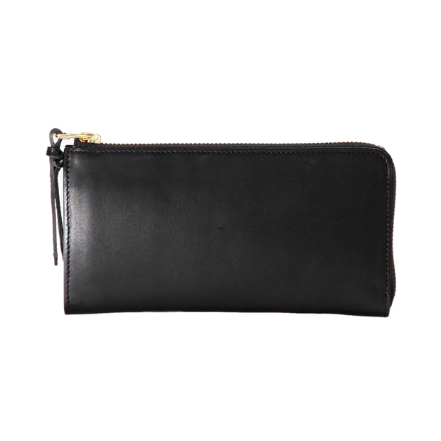 スロウ 長財布 L字ファスナー double oil-Lzip long wallet- SLOW 333S46E