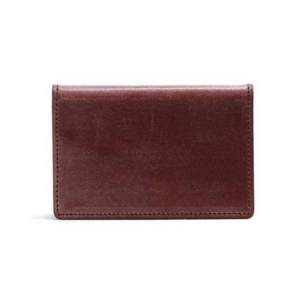SLOWスロウ カードケース 名刺入れ bridle card case SLOW SO644G