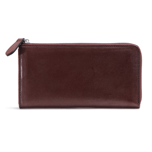 スロウ L字長財布 bridle L zip long wallet SLOW SO647G