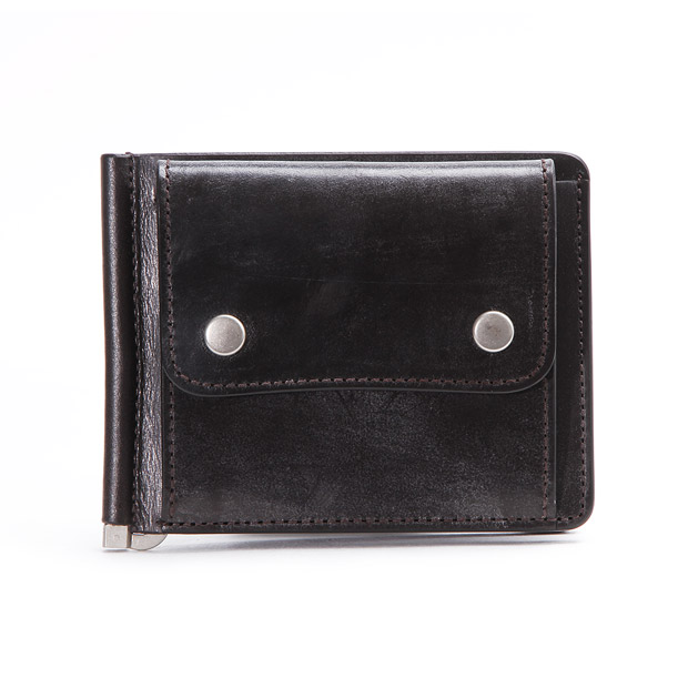 SLOWスロウ マネークリップ コインケース 小銭入れ bridle money clip short wallet SLOW SO650G