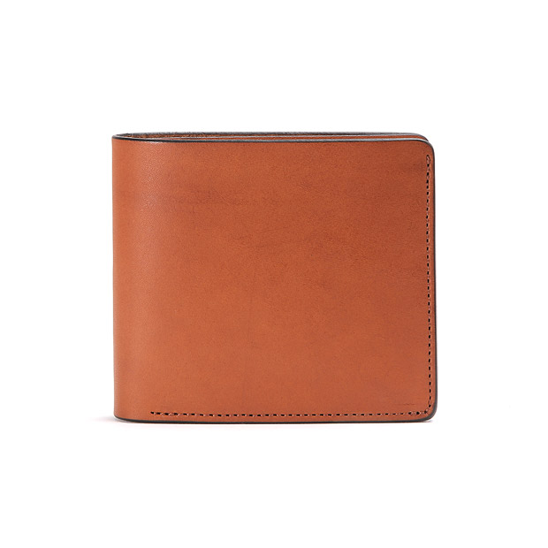 SLOWスロウ 2つ折り財布 double oil hold wallet SLOW SO607D