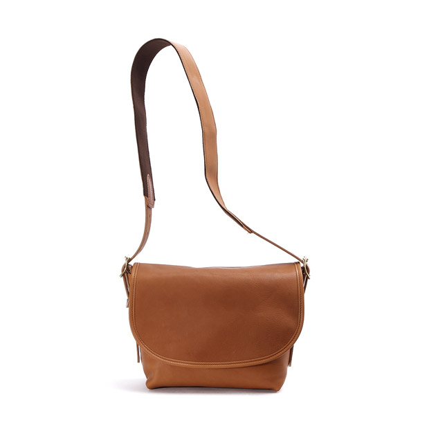 SLOWスロウ ショルダーバッグ rubono flap shoulder bag Ssize SLOW 300S15BG