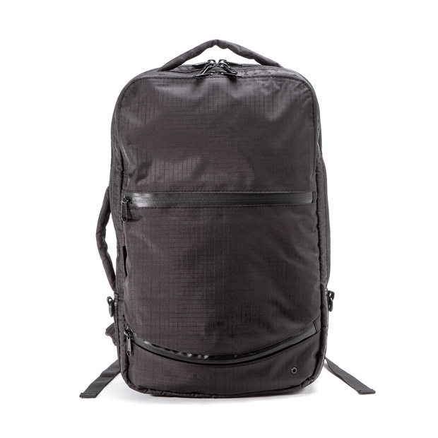 SMLエスエムエル ビジネスリュックサック A4 2WAY サコッシュ付き バックパック rip-stop BUSINESS RUCK SACK A4 SML 909100
