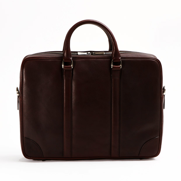 SLOW Traditionalスロウ トラディショナル ソフトブリーフケース BONO Soft Briefcase SLOW TRADITIONAL 571ST14E