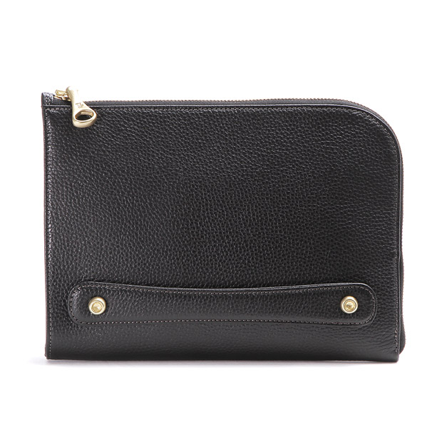 TOFF&LOADSTONEトフアンドロードストーン クラッチバッグ Shrink Emboss Clutch TOFF&LOADSTONE TM-1010