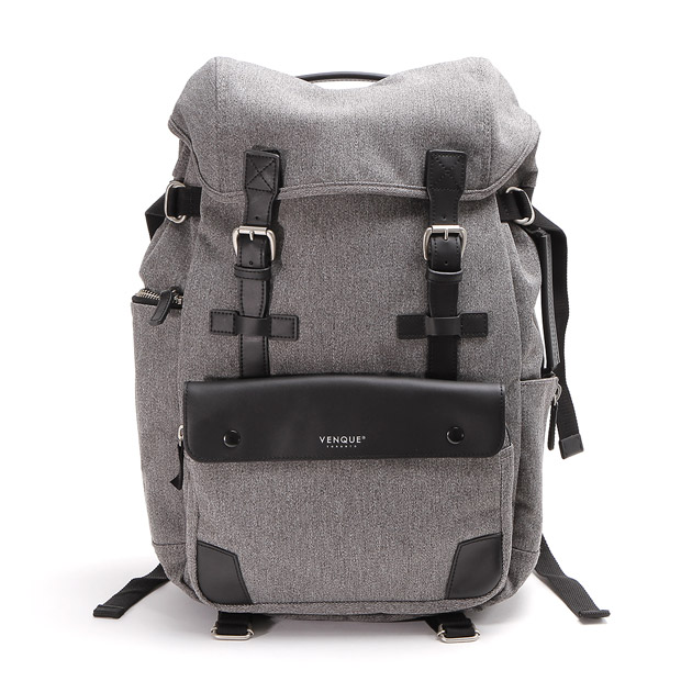 66b8c448edee ヴェンク アルペン リュックサック バックパック VENQUE ALPINE RUCKSACK BLACK EDITION ...